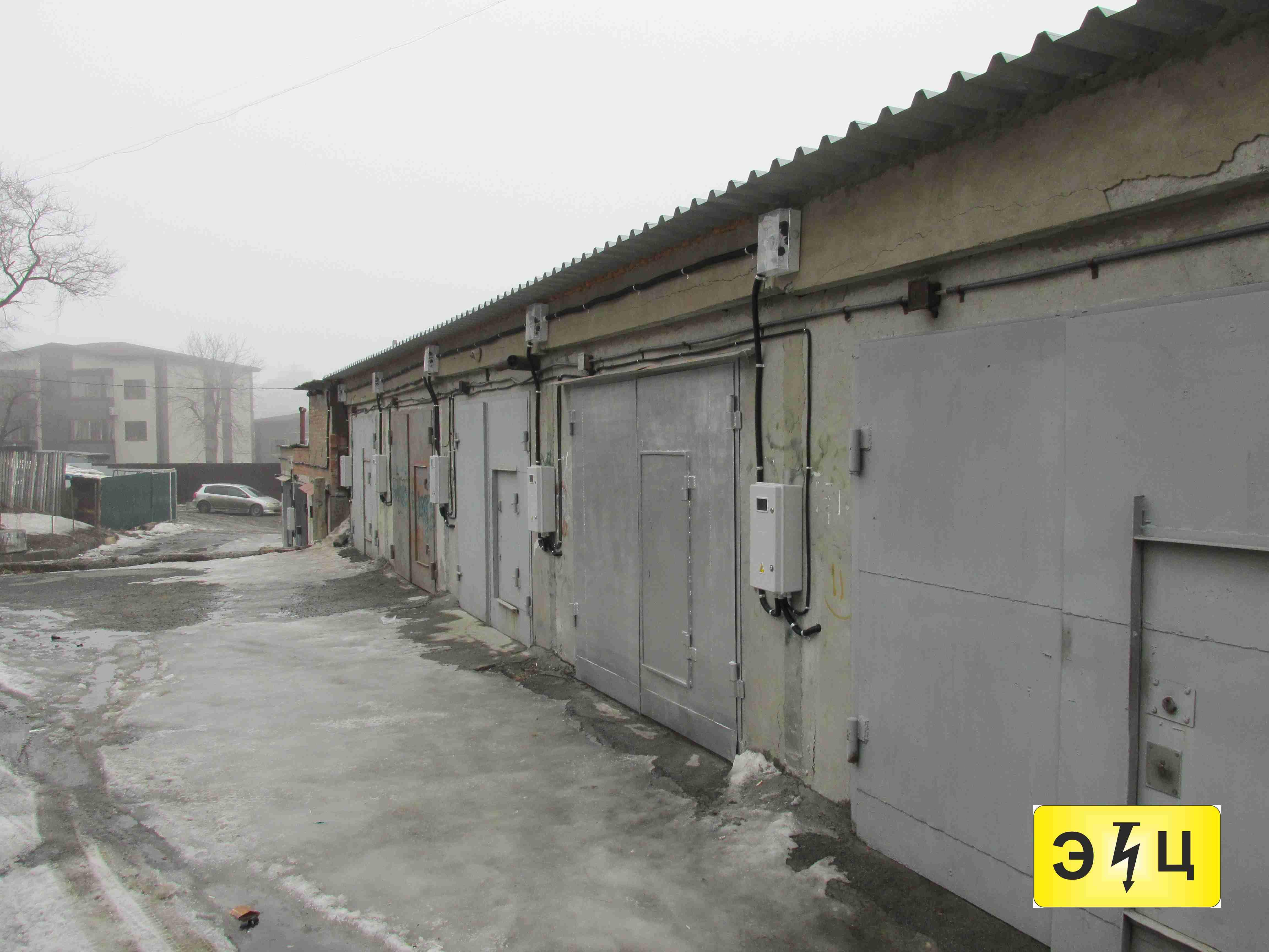 подключение гаража к электросетям в ейске условия