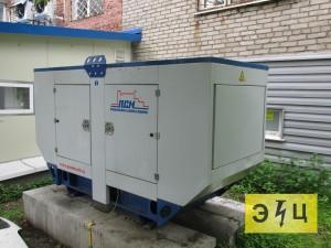 ДГ 16 кВт(22 кВА) в шумозащитном кожухе. ПСМ (Россия)